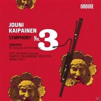 Symphony 3/bassoon concer