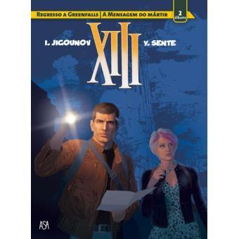XIII - Coleção Completa Vol 11