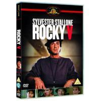 Rocky V - Mitos Anos 80 - DVD