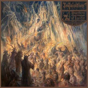 Magnificent Glorification Of Lucifer (Limited Edition) (45 RPM) (2LP)