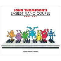 John Thompson's Easiest Piano Course  - Book 1