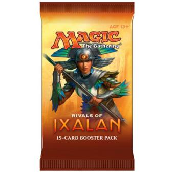 Magic the Gathering Rivals of Ixalan Boosters
