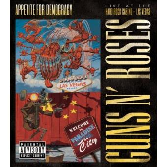 Appetite For Democracy : Live At The Hard Rock Casino - Las Vegas