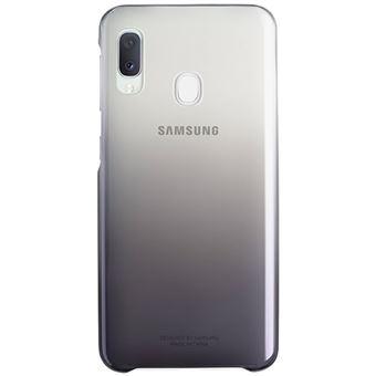 Capa Samsung Gradiente para Galaxy A20e - Preto