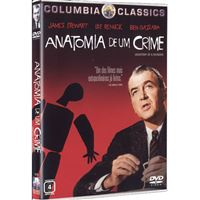 Anatomia de um Crime - DVD