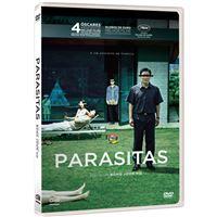 Parasitas - DVD