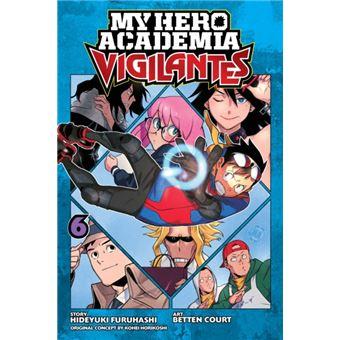 My hero academia: vigilantes 6