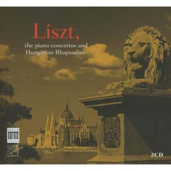 Liszt | The Piano Concertos and Hungarian Rhapsodies (2CD)