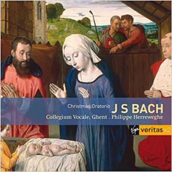 Bach   Christmas Oratorio (2CD)