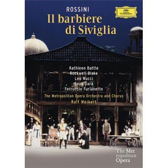 Rossini | Il Barbiere Di Siviglia (2DVD)