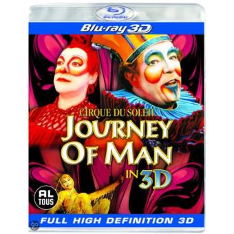 Journey of Man (BD 3D)