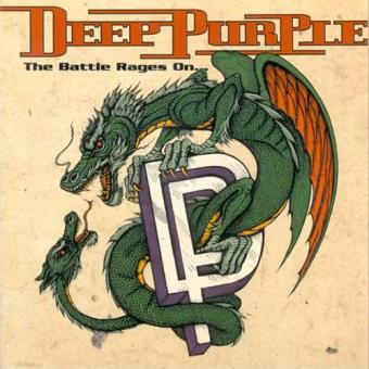 The Battle Rages On (LP)