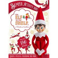 Elf on the shelf bumper activity bo