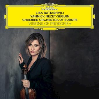 Prokofiev: Violin Concertos - CD