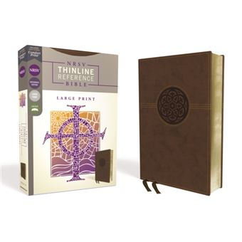 Nrsv, thinline reference bible, lar