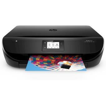HP ENVY 4527 4800 x 1200DPI Jato de tinta térmico A4 9.5ppm Wi-Fi Preto multifunções