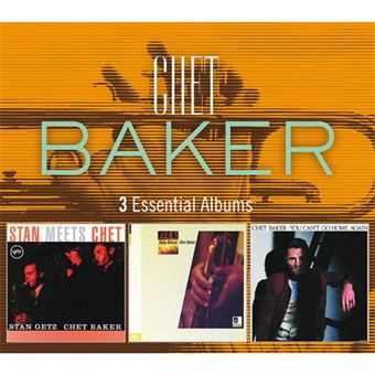Chet Baker: 3 Essential Albums - 3CD