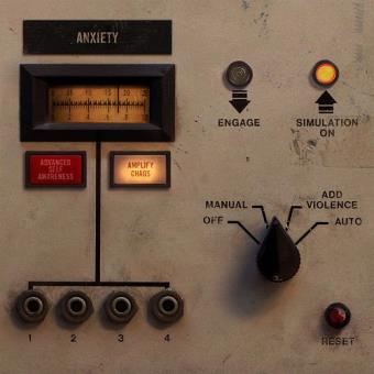 Add Violence EP - LP 12''