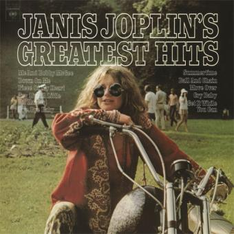 Janis Joplin's Greatest Hits - LP 12""