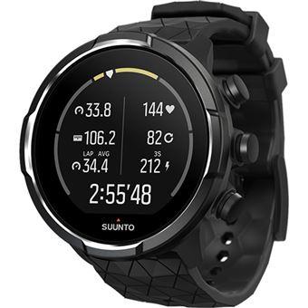 Relógio Desporto Suunto 9 Baro - Titanium Black