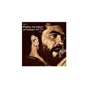 Patxi Andión - Antologia (2CD)