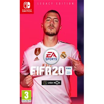 FIFA 20 Legacy Edition - Nintendo Switch
