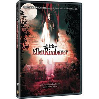 O Diário de Ellen Rimbauer - DVD