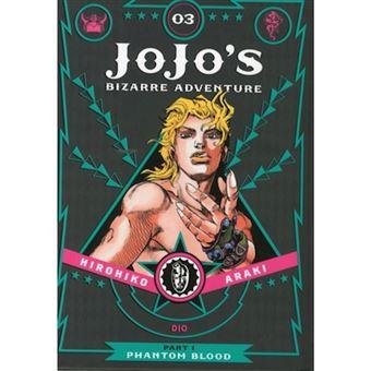 Jojo's Bizarre Adventure - Part 1: Phantom Blood - Book 3