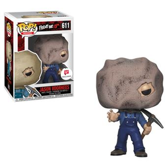 Funko Pop! Friday The 13th Jason Voorhees with Bag Mask - 611