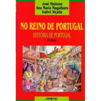 História de Portugal Vol 2
