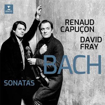 Bach: Sonatas for Violin and Keyboard - CD