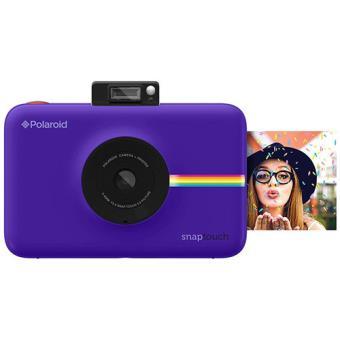 Câmara Compacta Polaroid Snap Touch - Roxo