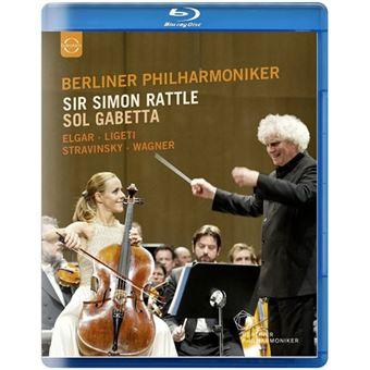 Sir Simon Rattle & Sol Gabetta - Blu-ray