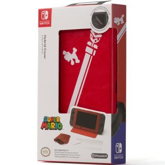 Capa Híbrida Nintendo Swith Super Mario