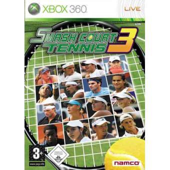 Smash Court Tennis 3 Xbox 360