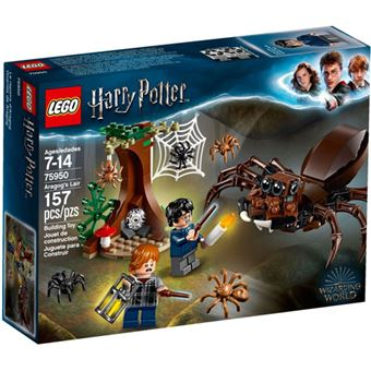 LEGO Harry Potter 75950 O Covil de Aragog