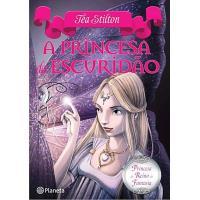 Princesas do Reino da Fantasia - Livro 5: A Princesa da Escuridão