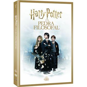 Harry Potter e a Pedra Filosofal - 2 DVD