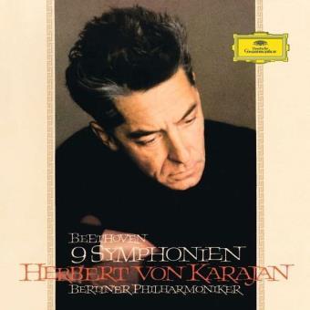 Beethoven - 9 sinfonias (bd-audio)