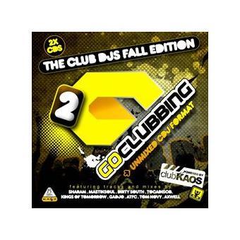 """Go Clubbing Vol.2 """"Fall Edition"""" (2CD)"""