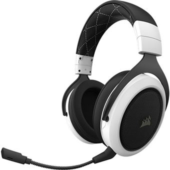 Auscultadores Gaming Corsair HS70 Wireless 7.1 - Branco