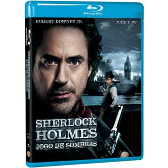Sherlock Holmes: Jogo de Sombras (Blu-ray)