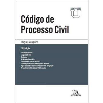 Código de Processo Civil - Edição Universitária