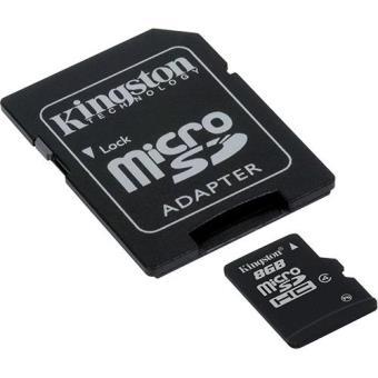 Kingston Micro SDHC 8GB Classe 4