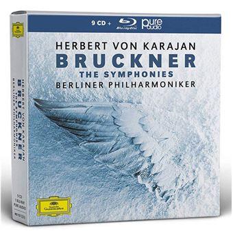Bruckner: 9 Symphonien - 9CD + Blu-ray