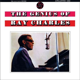 The Genius of Ray Charles - LP