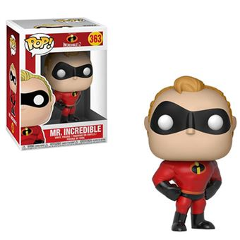 Funko Pop! The Incredibles 2: Mr Incredible - 363