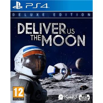 Deliver Us The Moon - PS4