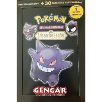 Pokémon Baralho 12 - Origem das Lendas - Gengar