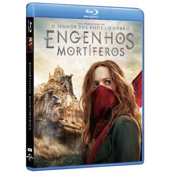 Engenhos Mortíferos - Blu-ray